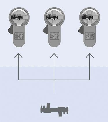 Amaestramiento de Llaves de Seguridad