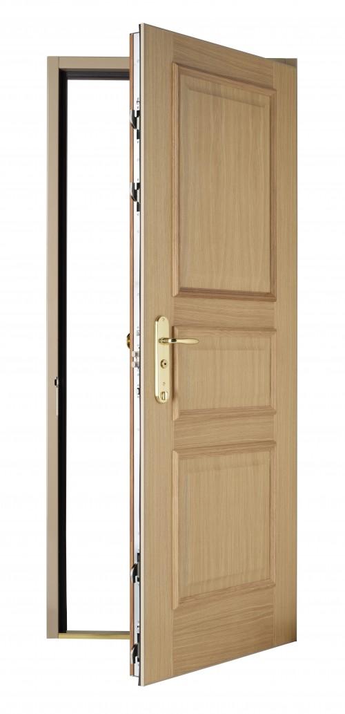 Puertas acorazadas en la vivienda